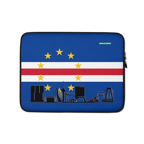 Laptopsleeve  DreamSkyLine Unity Kaapverdische-Eilanden