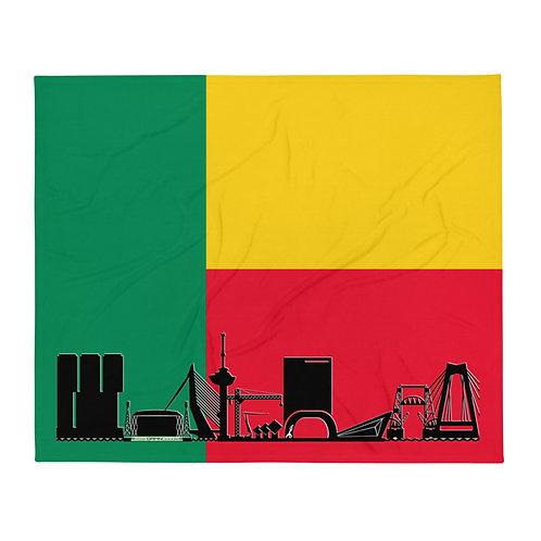 Dekenvlag DreamSkyLine Unity Benin
