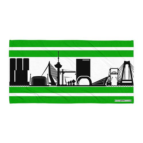 Handdoekvlag DreamSkyLine Go Rotterdam