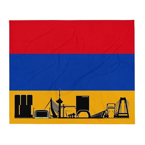 Dekenvlag DreamSkyLine Unity Armenië