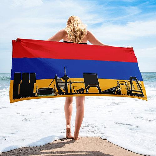 Handdoekvlag DreamSkyLine Unity Armenië