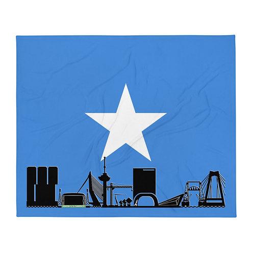 Dekenvlag DreamSkyLine Unity Somalië