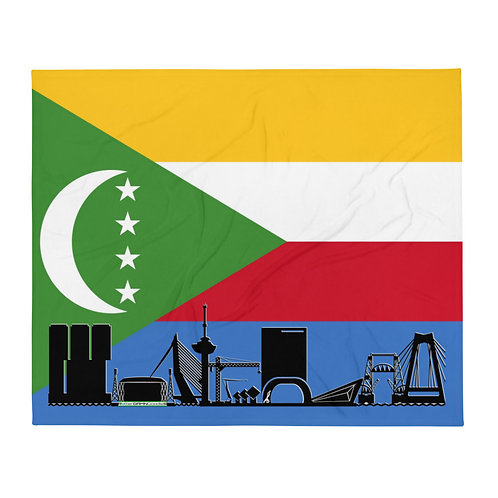Dekenvlag DreamSkyLine Unity Komoren