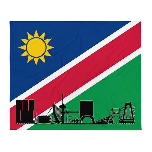 Dekenvlag DreamSkyLine Unity Namibië