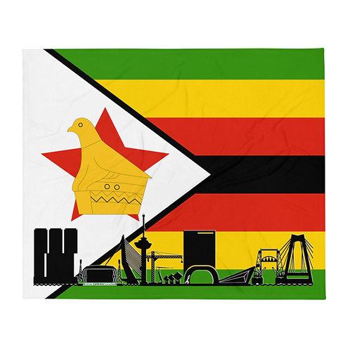 Dekenvlag DreamSkyLine Unity Zimbabwe