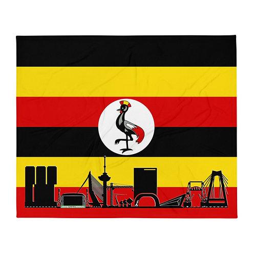 Dekenvlag DreamSkyLine Unity Oeganda