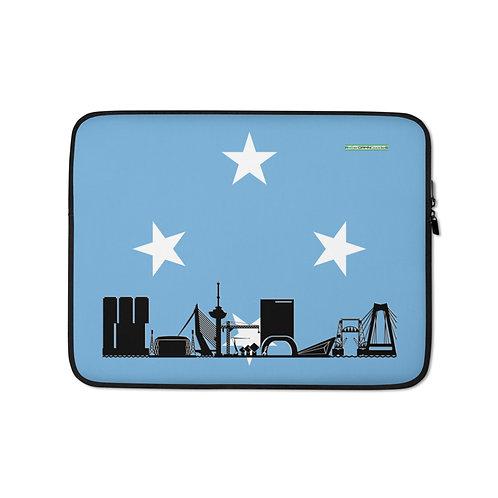 Laptopsleeve DreamSkyLine Unity Micronesië