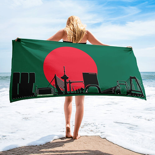 Handdoekvlag DreamSkyLine Unity Bangladesh