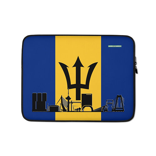 Laptopsleeve DreamSkyLine Unity Barbados