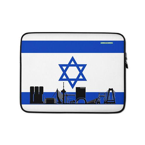 Laptopsleeve DreamSkyLine Unity Israël