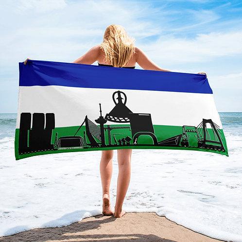 Handdoekvlag DreamSkyLine Unity Lesotho