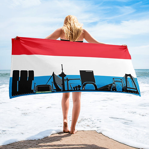 Handdoekvlag DreamSkyLine Unity Luxemburg