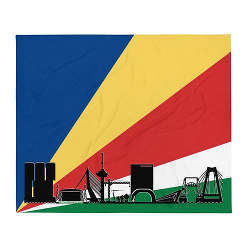 Dekenvlag DreamSkyLine Unity Seychelles