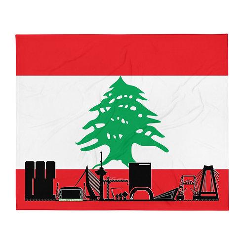 Dekenvlag DreamSkyLine Unity Libanon