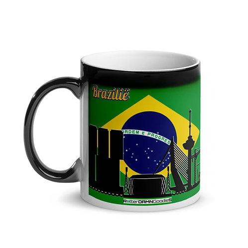 Magische Mok DreamSkyLine Unity Brazilië