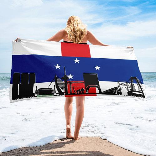Handdoekvlag DreamSkyLine Unity Nederlandse Antillen