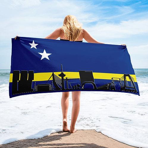 Handdoekvlag DreamSkyLine Unity Curaçao