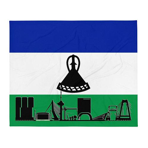Dekenvlag DreamSkyLine Unity Lesotho
