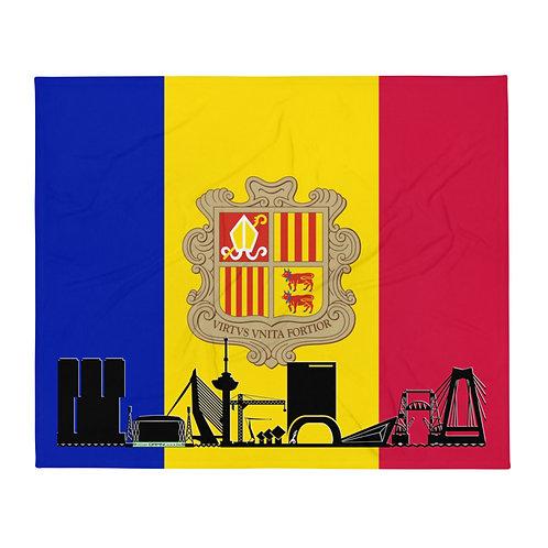 Dekenvlag DreamSkyLine Unity Andorra
