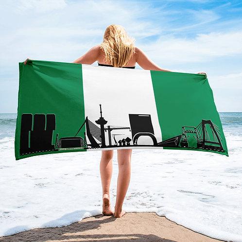 Handdoekvlag DreamSkyLine Unity Nigeria