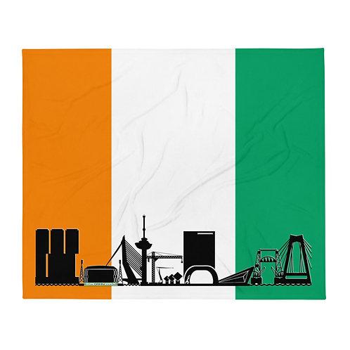 Dekenvlag DreamSkyLine Unity Ivoorkust