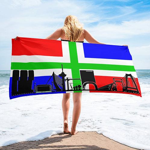 Handdoekvlag DreamSkyLine Unity Groningen