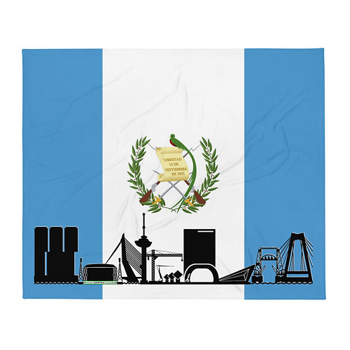 Dekenvlag DreamSkyLine Unity Guatemala
