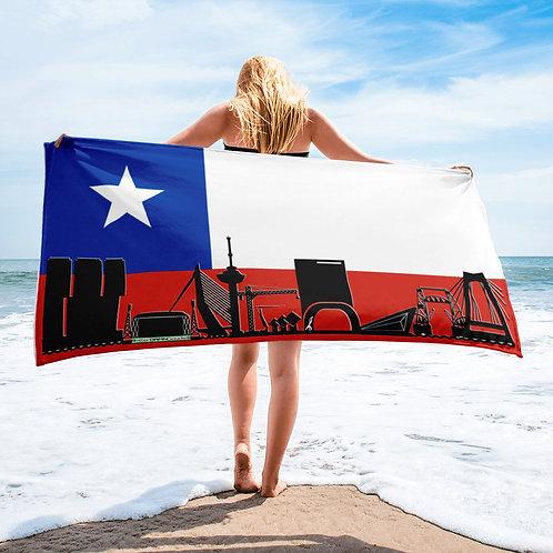 Handdoekvlag DreamSkyLine Unity Chili