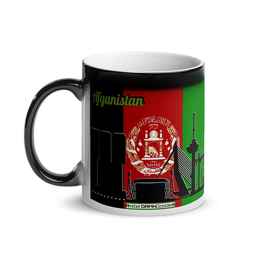 Magische Mok DreamSkyLine Unity Afganistan