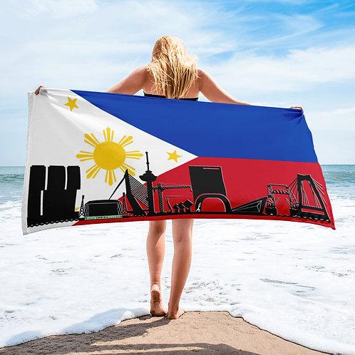 Handdoekvlag DreamSkyLine Unity Filipijnen