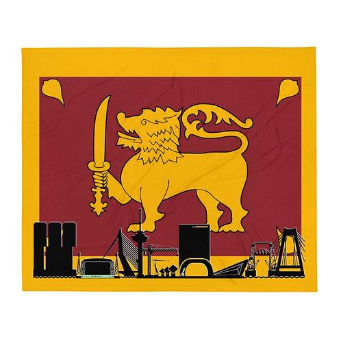 Dekenvlag DreamSkyLine Unity Sri Lanka