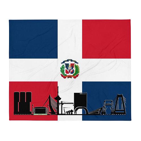 Dekenvlag DreamSkyLine Unity Dominican Republic
