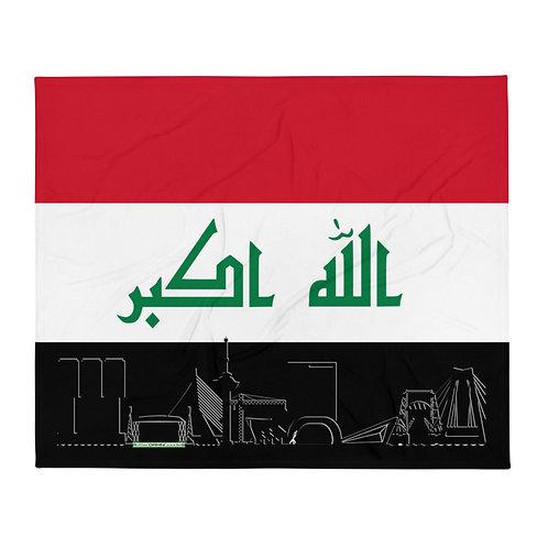 Dekenvlag DreamSkyLine Unity Irak