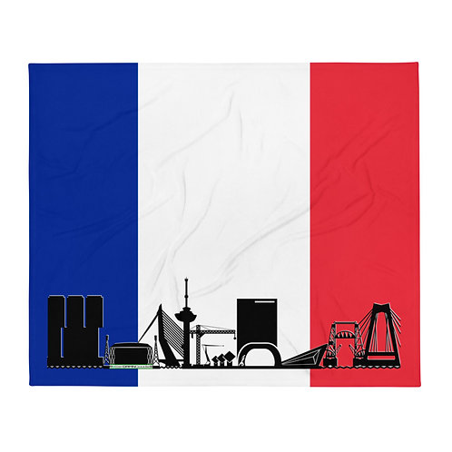 Dekenvlag DreamSkyLine Unity Frankrijk