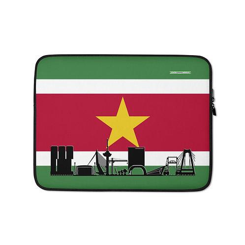 Laptopsleeve DreamSkyLine Unity Suriname