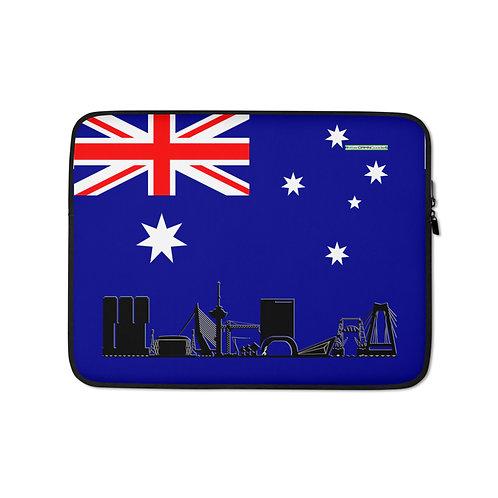 Laptopsleeve DreamSkyLine Unity Australië