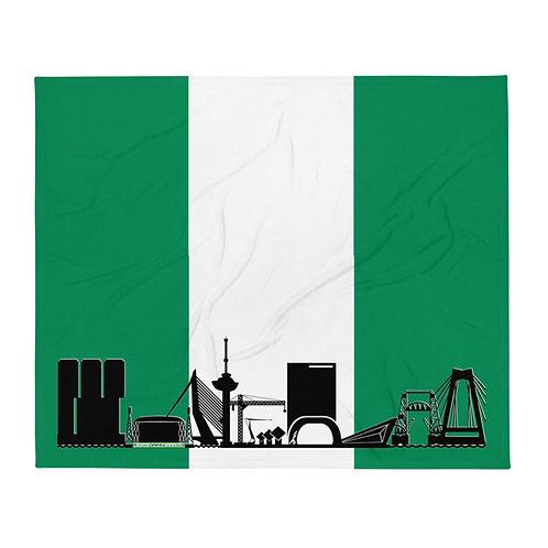 Dekenvlag DreamSkyLine Unity Nigeria