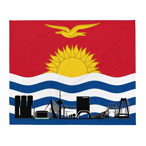 Dekenvlag DreamSkyLine Unity Kiribati