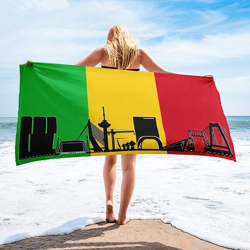 Handdoekvlag DreamSkyLine Unity Mali