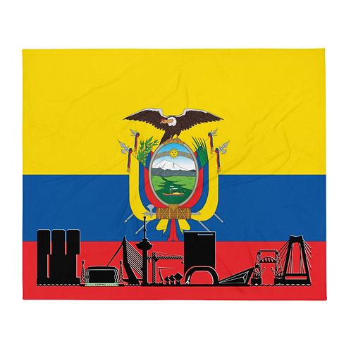 Dekenvlag DreamSkyLine Unity Ecuador