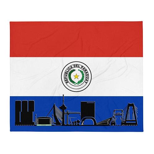 Dekenvlag DreamSkyLine Unity Paraguay