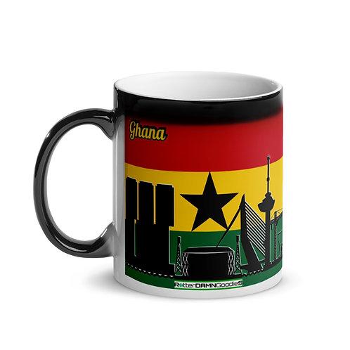 Magische Mok DreamSkyLine Unity Ghana