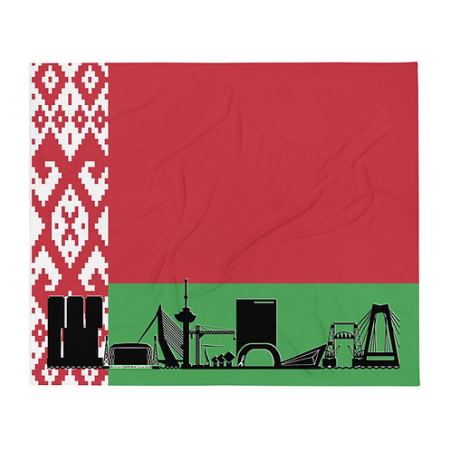 Dekenvlag DreamSkyLine Unity Wit-Rusland