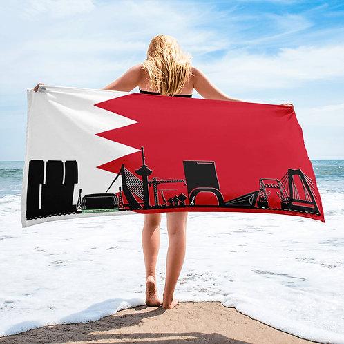 Handdoekvlag DreamSkyLine Unity Bahrain