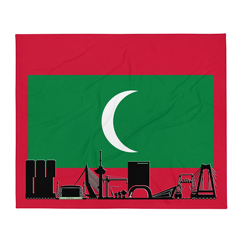 Dekenvlag DreamSkyLine Unity Maldives