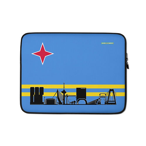 Laptopsleeve DreamSkyLine Unity Aruba