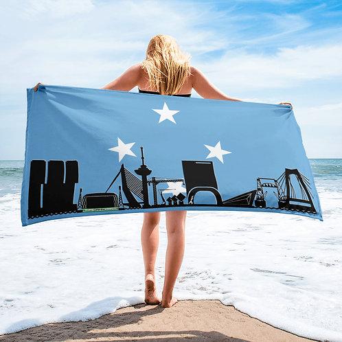 Handdoekvlag DreamSkyLine Unity Micronesi