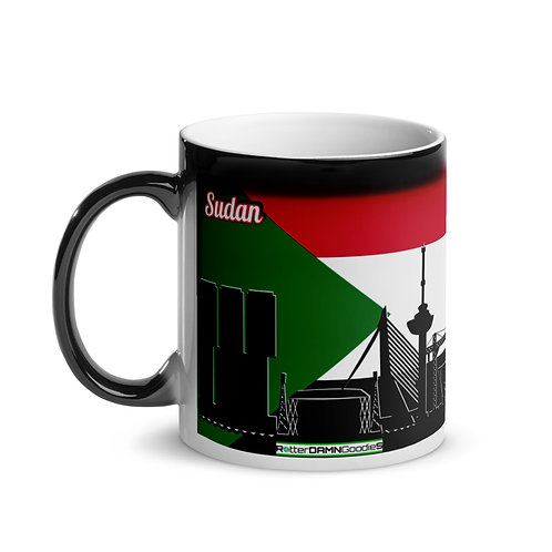 Magische Mok DreamSkyLine Unity Sudan