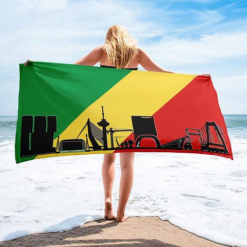 Handdoekvlag DreamSkyLine Unity Congo Brazzaville