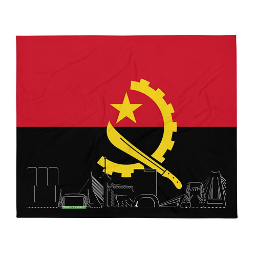 Dekenvlag DreamSkyLine Unity Angola
